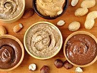 Ореховые пасты