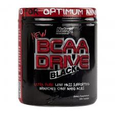 Nutrex BCAA Drive Black 200 таб
