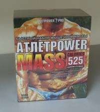 Sportpit Атлет Power Mass 1000 г
