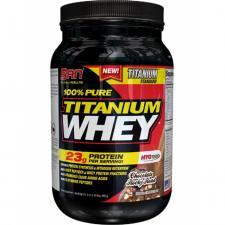 SAN 100% Pure Titanium Whey 897 г