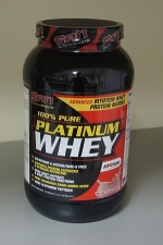 SAN 100% Pure Platinum Whey 908 г