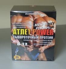 Sportpit Atlet Power Сывороточный протеин 1000 г