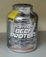 MuscleTech Beef Protein hydrolyzed 1800 г