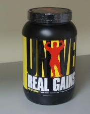 Universal Nutrition Real Gains 1730 гр