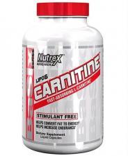 Nutrex Lipo-6 L-Carnitine 60 кап