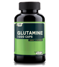 Optimum Nutrition Glutamine Caps 1000 120 кап