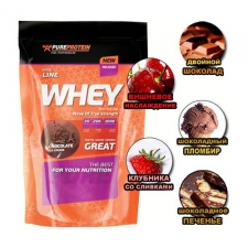 Whey protein 1000 гр.