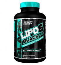 Nutrex Lipo-6 Black Hers 120 кап