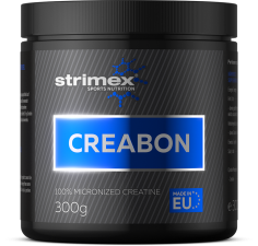 Strimex Creabon 100% micronized creatine 300 гр NEW DESIGN