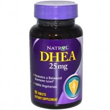 Natrol  DHEA 25 mg 90 таб