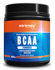 Strimex BCAA Powder 400 гр
