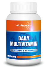 Strimex Daily Vitamin 120 таб
