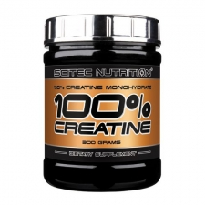 Scitec Nutrition Creatine 100% Pure 300 гр