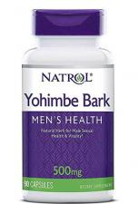 Natrol Yohimbe Bark 500 mg 90 кап