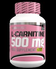 BioTech L-Carnitine 500 мг 60 таб