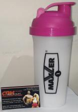 Maxler Shaker Black (print) 700 мл