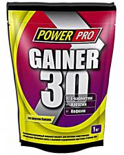 Power Pro Gainer 30 1000 гр