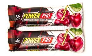 Power Pro Протеиновые батончики с цельными орехами и фруктами 60 гр