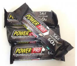 Power Pro Протеиновый батончик 60 гр