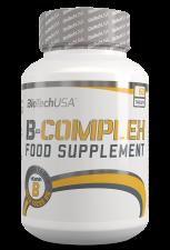 BioTech USA Vitamin B Complex 60 таб