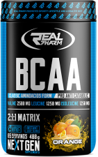 Real Pharm BCAA 2:1:1 Instant 400 гр