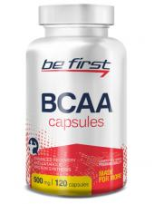Be First BCAA Capsules 120 кап