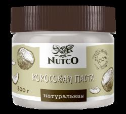 NUTCO Кокосовая натуральная паста 300 гр
