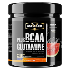 Maxler BCAA + Glutamine 300 гр