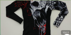 "DICH: Rashguard ""Hell Demon"""