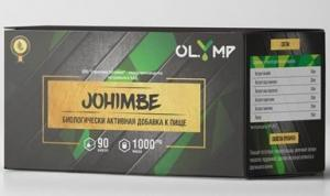 Olymp Power Johimbe 90 кап
