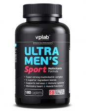 Ultra Men's Sport Multivitamin Formula 180 кап
