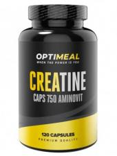 OptiMeal Creatine Monohydrate 120 кап