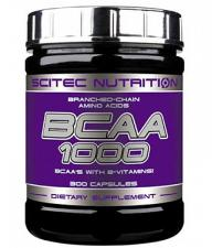Scitec Nutrition  BCAA 1000 300 кап