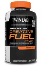 Twinlab Creatine Fuel Stack 180 кап