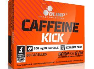 Olimp Caffeine Kick 60 кап