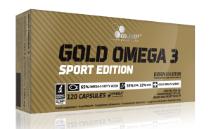 Olimp Nutrition Gold Omega 3 Sport Edition 120 кап
