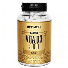 OptiMeal Vitamine D3 120 кап
