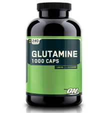 Optimum Nutrition Glutamine Caps 1000 240 кап