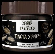 NUTCO Урбеч из семян чёрного кунжута 300 гр