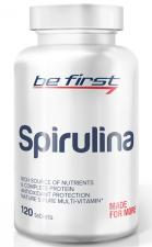 Be First Spirulina 500 мг 120 таб