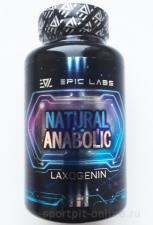 Epic Labs Natural Anabolic 60 кап