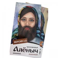 Протеиновая шоколадка Алёныч 2.0 75 гр