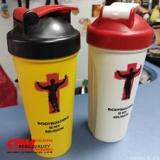 Шейкер Bodybuilding is my Religion 700 мл