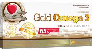 Olimp Gold Omega 3 65% 60 кап