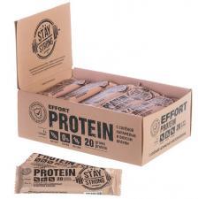 Протеиновый батончик Effort Protein 60 гр
