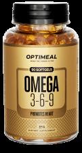 OptiMeal Omega 3-6-9 90 кап