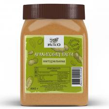 NUTCO Натуральная арахисовая паста 990 гр