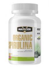 Maxler Organic Spirulina 180 таб