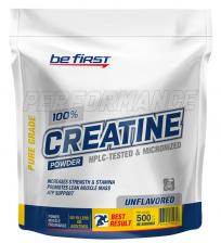 Be First Creatine Monohydrate powder 500 гр