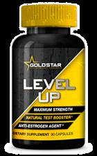 Goldstar Level Up 90 кап